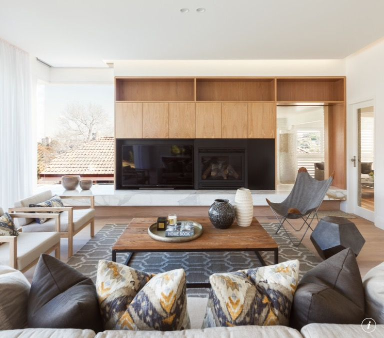 Hidden Tv London Living Room Living Room Designs Interior Design