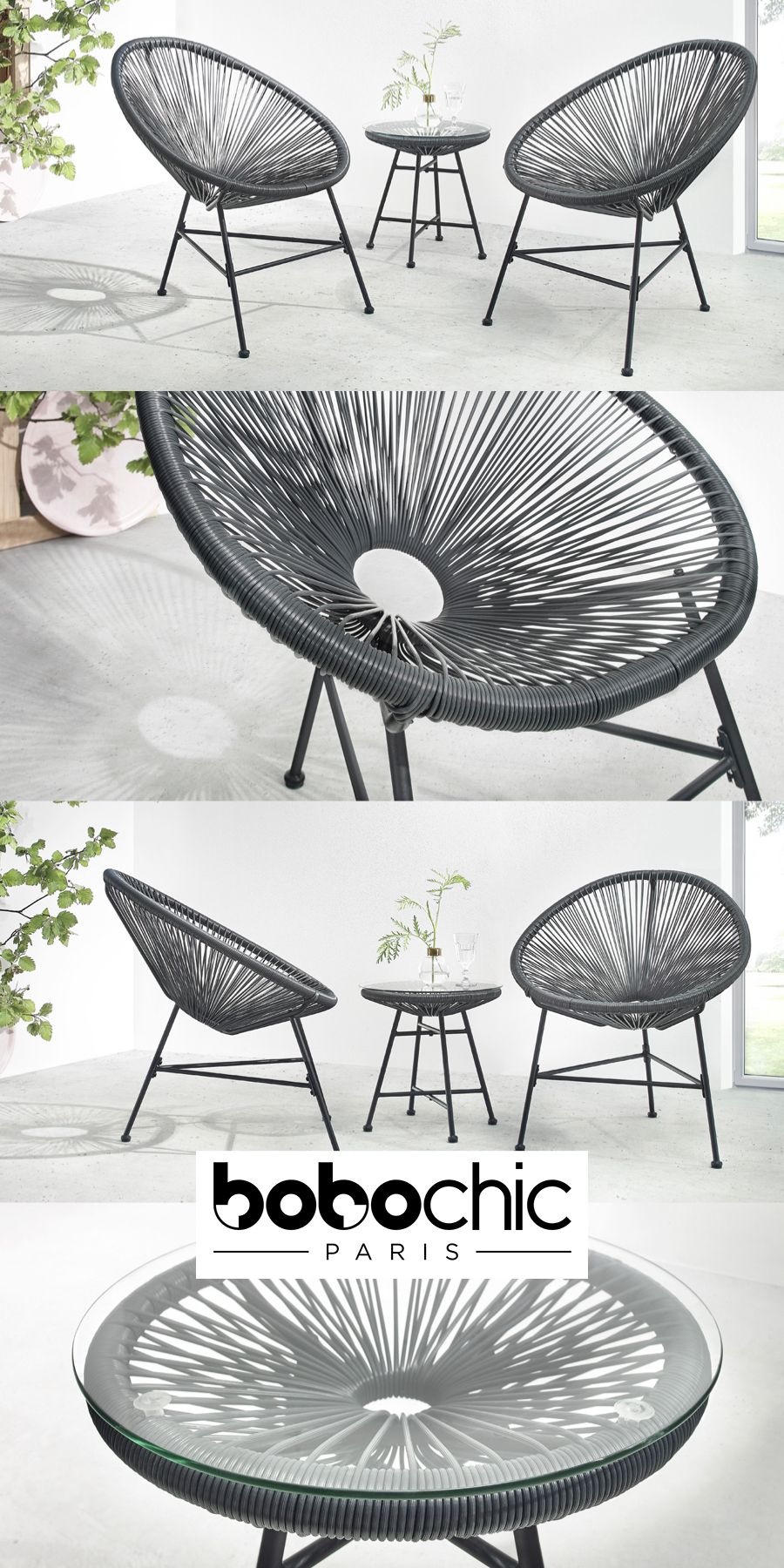 Salon De Jardin Scoubidou Salon De Jardin Pinto En 2019 Outdoor Bobochic Outdoor Home