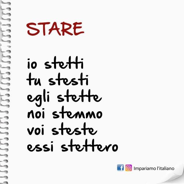 Passato Remoto