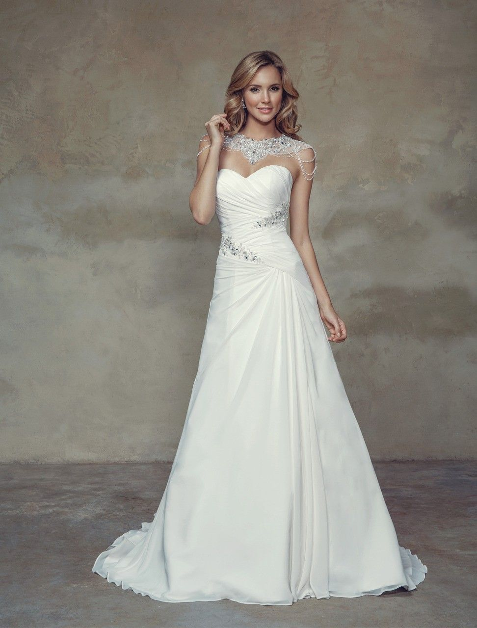 Mia solano wedding dress for sale that comes with the shoulder mia solano wedding dress for sale that comes with the shoulder necklace never worn a gorgeous gown combining glamour and sophistication the mia solano ombrellifo Choice Image