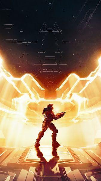 Halo Infinite Master Chief 4k 3840x2160 Wallpaper Halo Master Chief Halo 4