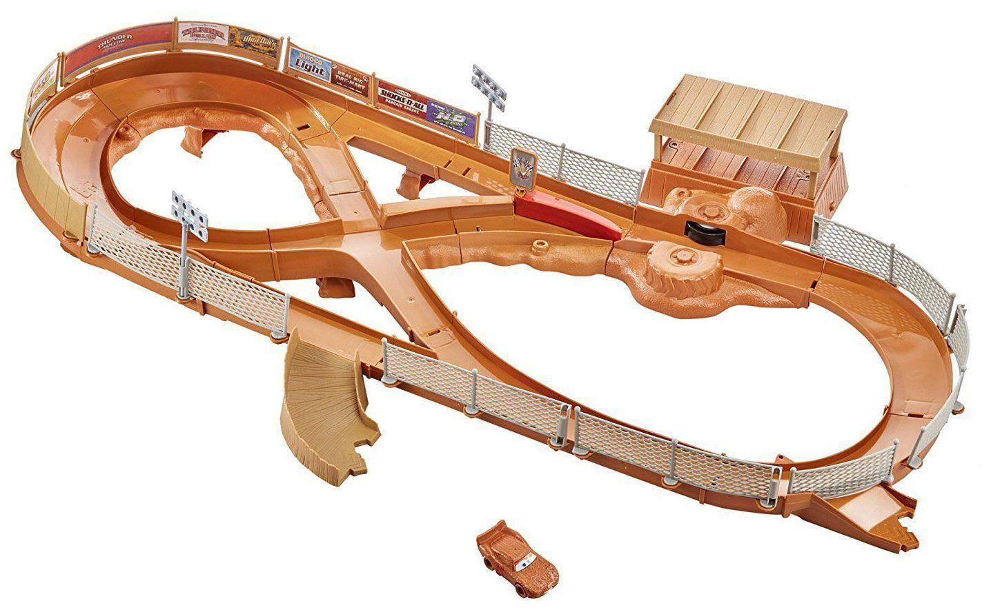Circuito Jackson : Circuito ocho loco de thunder hollow de cars juguetes