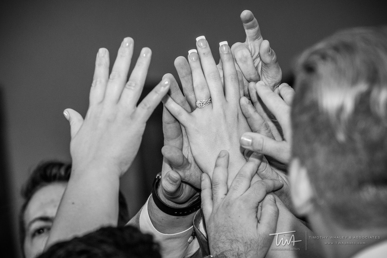 Party hands! | TWA Wedding Photography Chicago | Ready for Ring ...