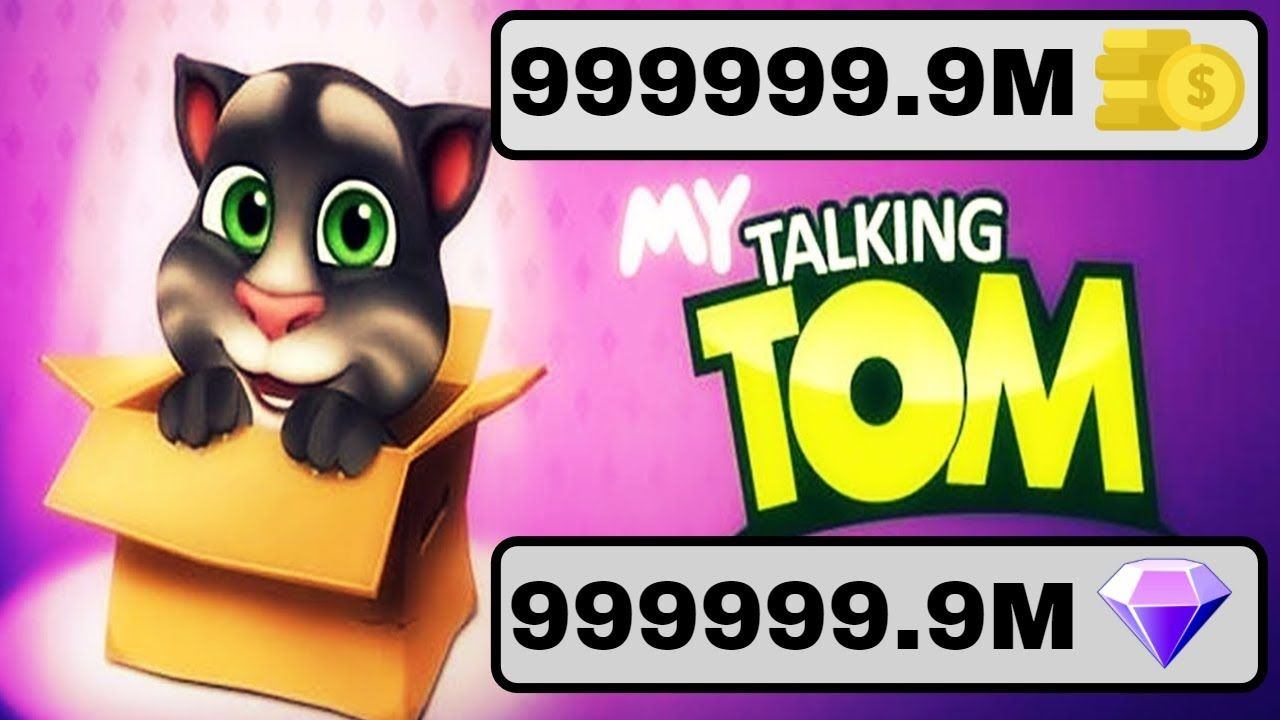 My Talking Tom 2018 Mod Apk Data Download | Cell Phone Games