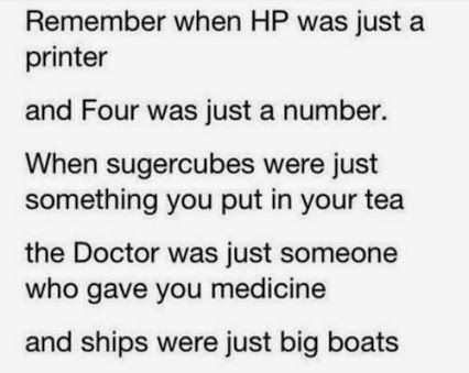 Yes I remember