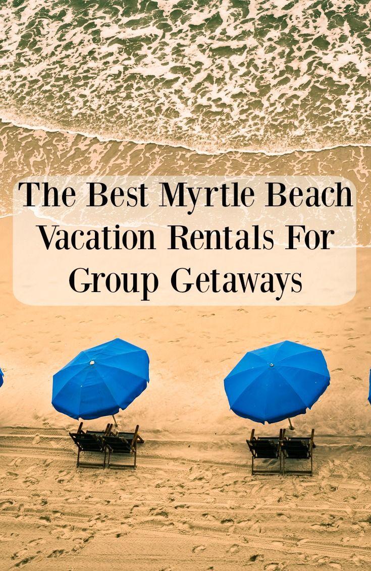 Grand Strand Getaway Myrtle Beach South Carolina: Stretched Out Along South Carolina's Grand Strand, Myrtle