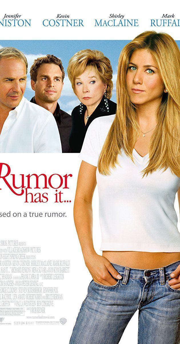Directed By Rob Reiner With Jennifer Aniston Mark Ruffalo