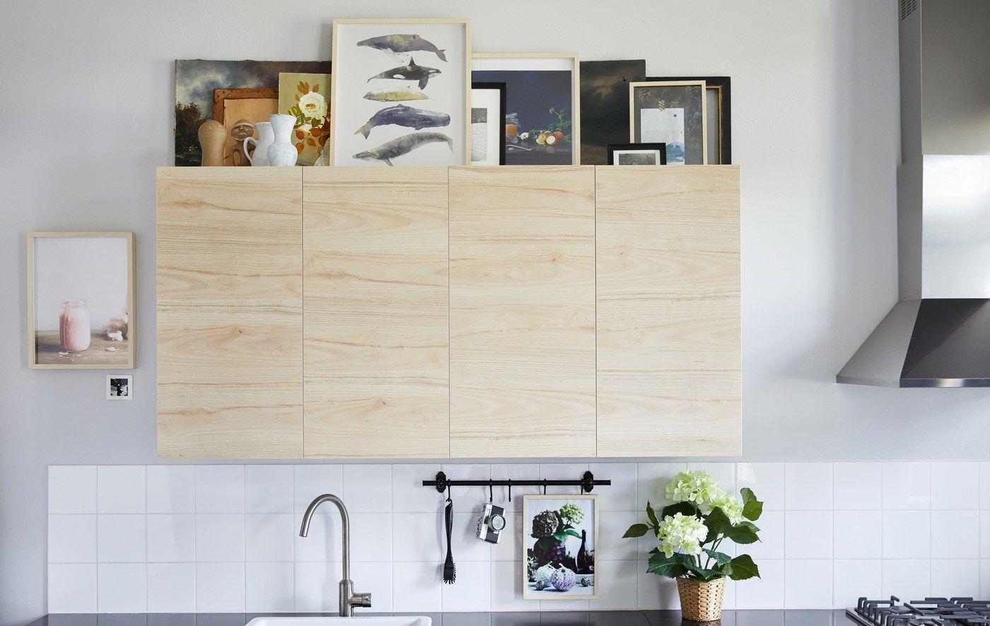 Küchenschränke dekorieren: Stilvolle Ideen | Küchenschränke ...