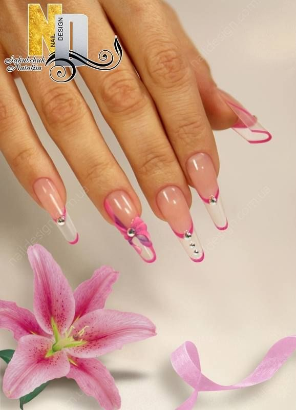 Nail Design By Marina Krikunenko Training Studio Naildesign