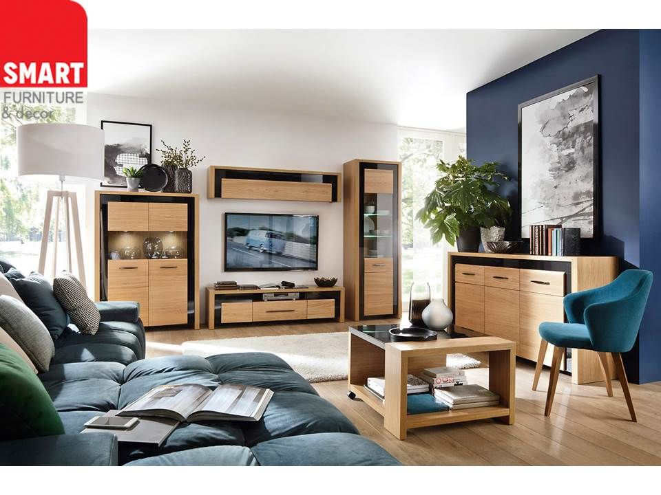 Arosa furniture ➡ like a picture in a frame. With a shiny black ...
