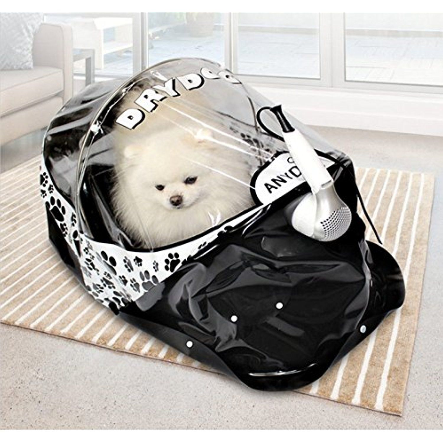 Pet Dog Portable foldable Dry Room/ Clean Puppy House