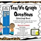 The kids love doing this graph every morning!  It's great for their reading, and it lets you know who is present/absent without having to take roll...