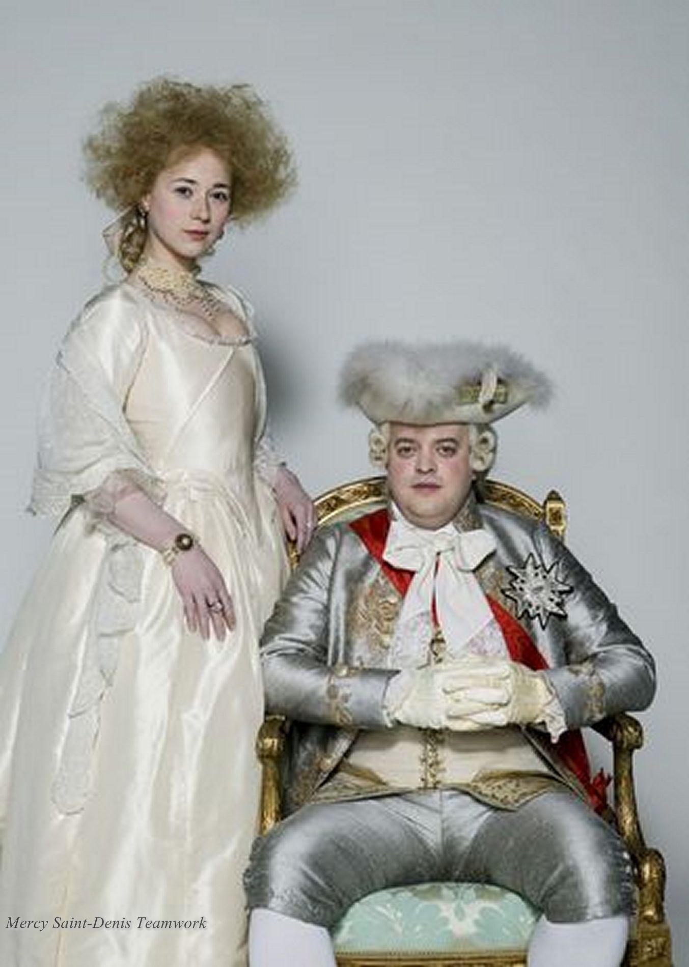 """Résultat de recherche d'images pour """"Karine Vanasse Marie-Antoinette"""""""