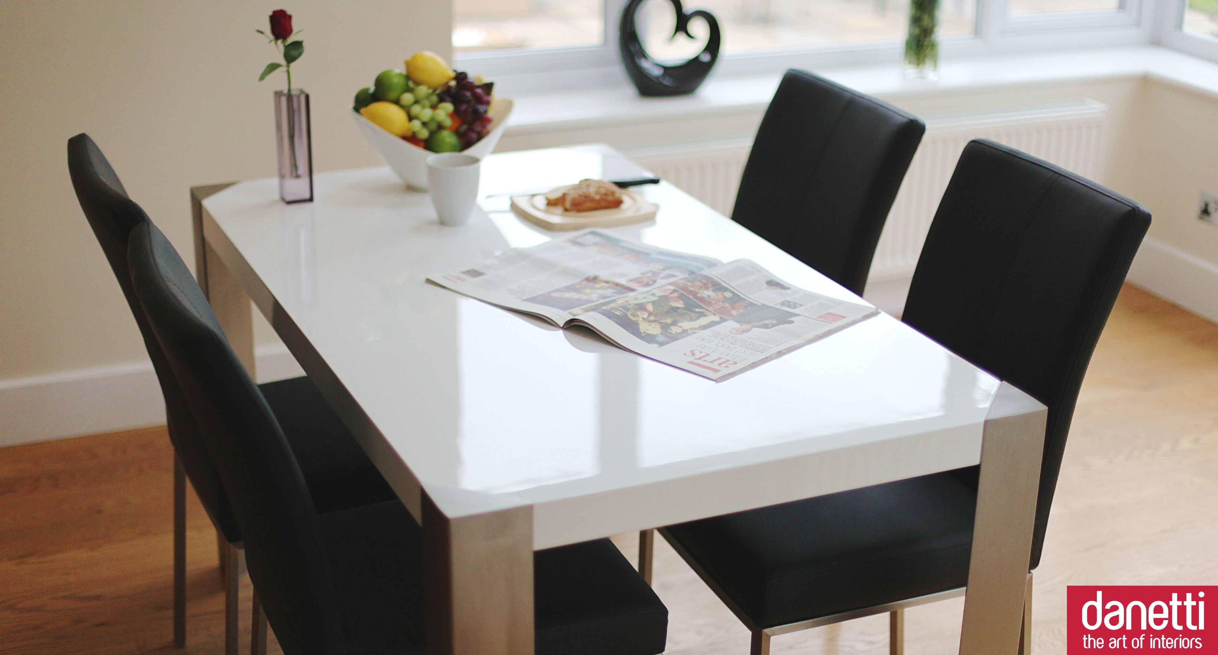 Modern Dining Room Sets (table And Chairs), Stylish, Round Tables,  Contemporary Furniture