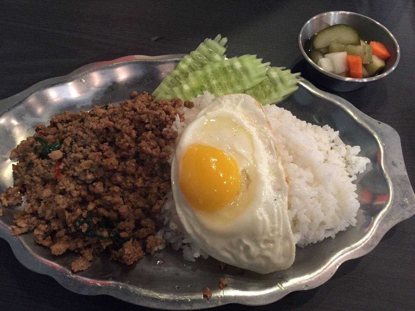 2015.11.9 점심. 태국 요리