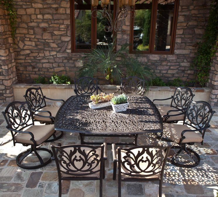 Attractive Kingston 9 Piece Dining Set