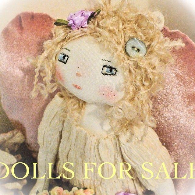 Edwardian dolls by verity hope