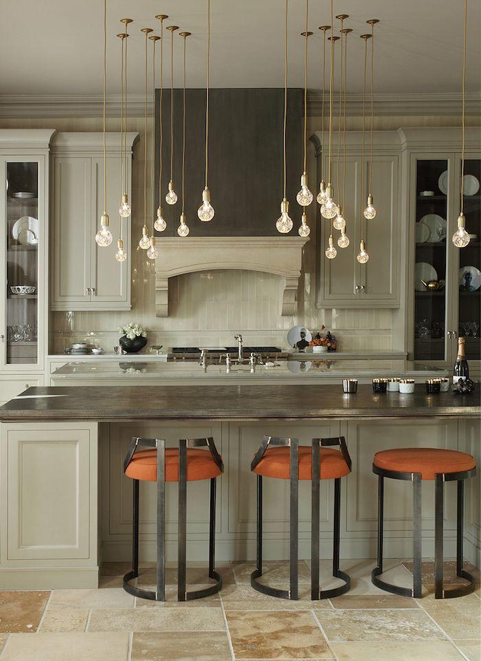 Crystal Lights   Kitchen Design | Karpaty Cabinets