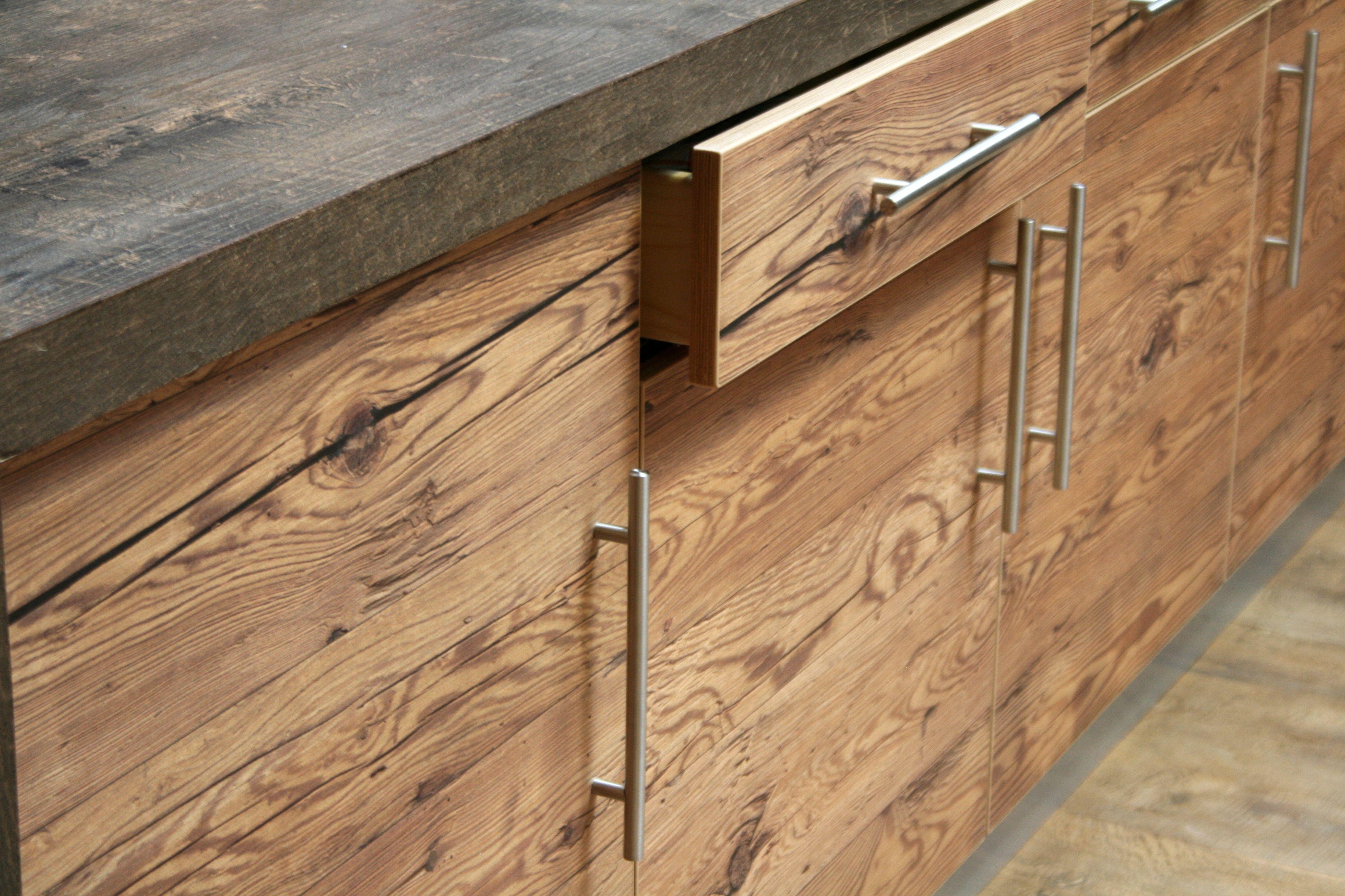 küchenfronten altholz nachbildung | küche | pinterest