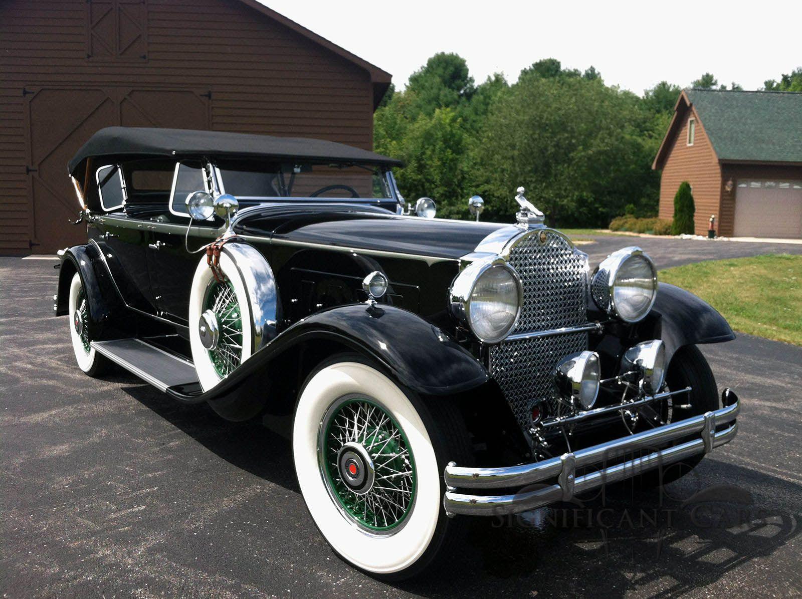 1930 Packard 745 Dual Cowl Phaeton Packard Cars Antique Cars