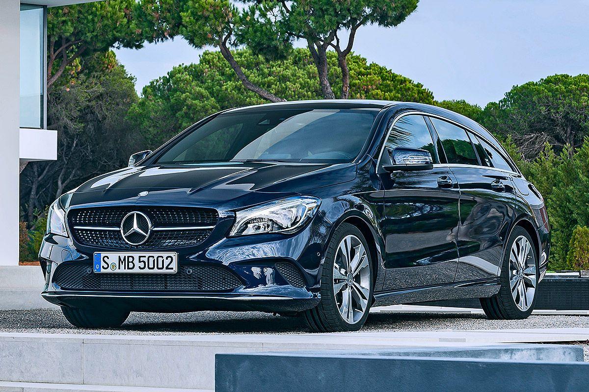 Mercedes Cla Facelift 2017