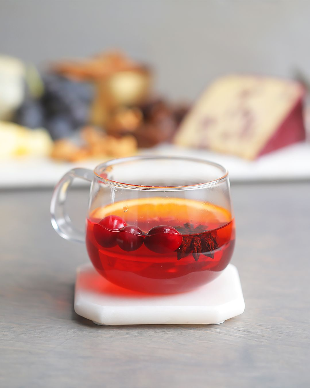 Cranberry Mulled Wine Christmas Drinks Sweet Drinks Mixed Drinks Alcohol