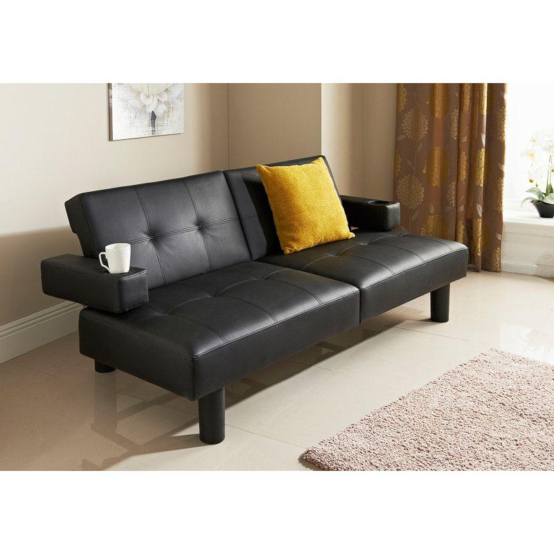 Enjoyable 298465 Hilton Sofa Bed A Sofa Bed Furniture Black Bedding Machost Co Dining Chair Design Ideas Machostcouk