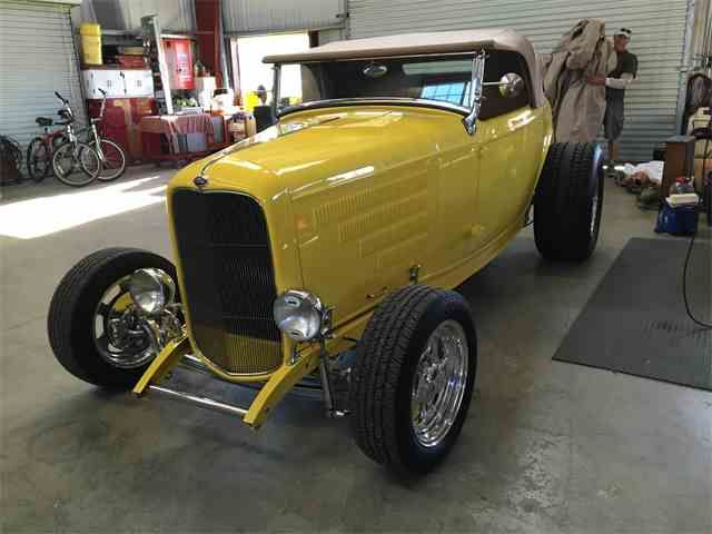 American Hot Rod 1932 Ford Highboy For Sale On Classiccars Com 19 Available Ford Hot Rods 32 Ford Roadster