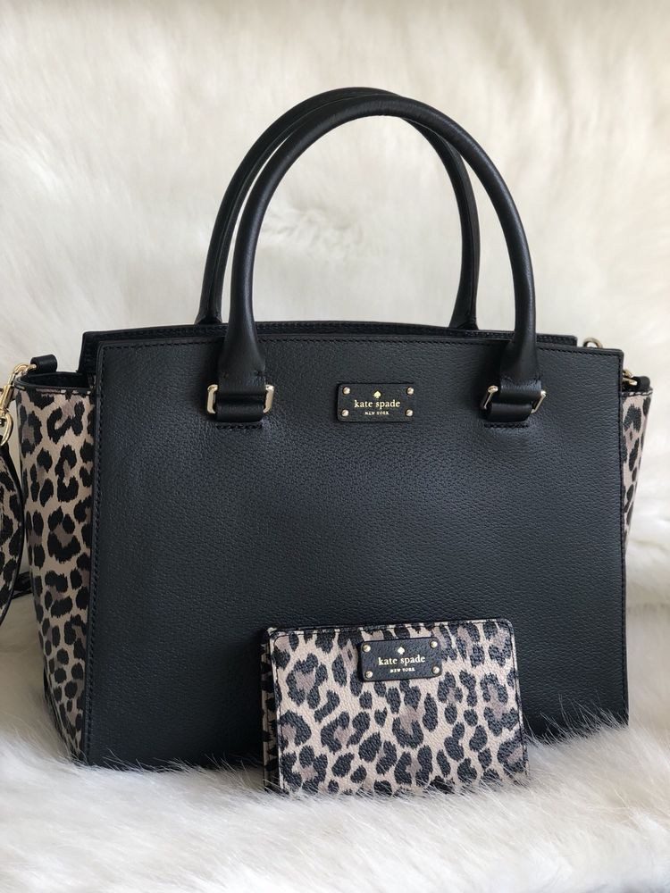 Kate Spade New York Jazz Things Up Cat Small Hayden Saffiano