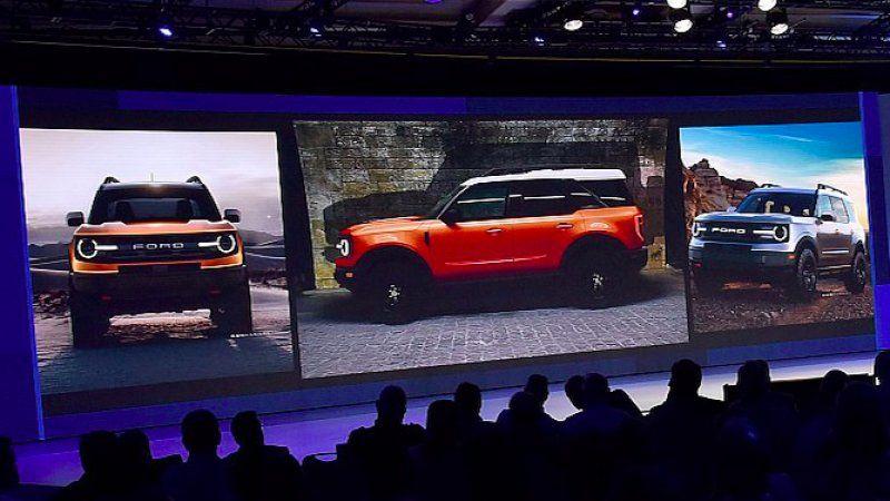 2020 Ford Baby Bronco Presentation Images Leak Online Ford