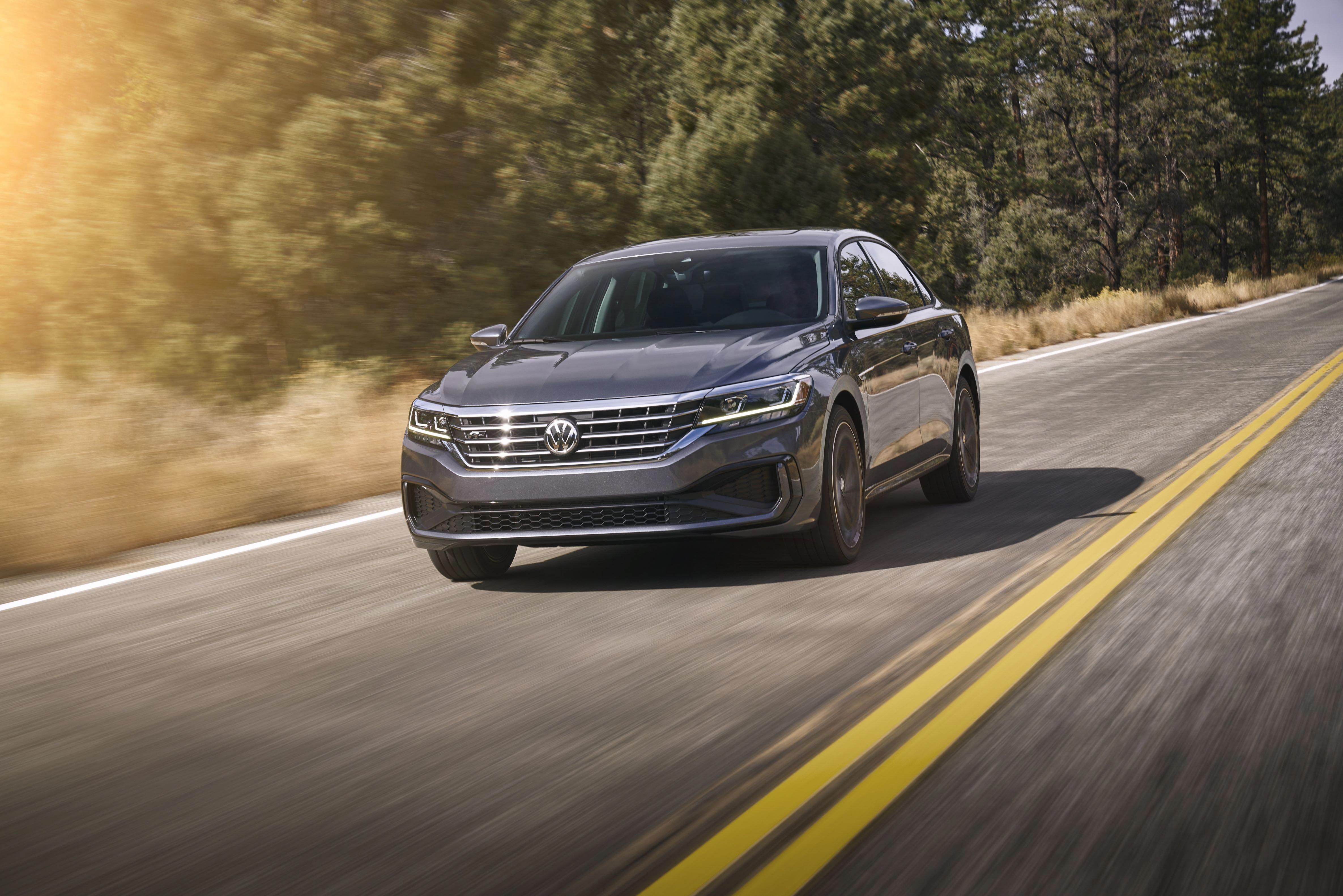 The All New 2020 Volkswagen Passat Has Made Its Debut Photo Courtesy Of Volkswagen Automotive Media Volkswagenpassa Volkswagen Volkswagen Passat Vw Passat