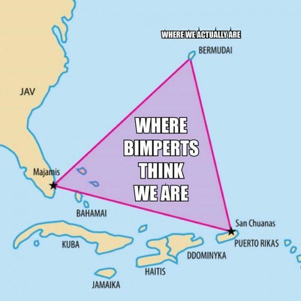 De Bimpert Triangle