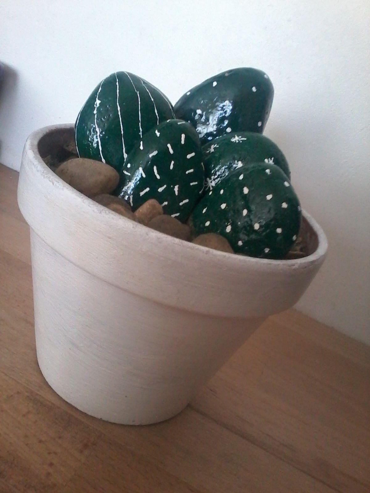 Decoration Rock cactus Chambres d h´tes B&B Le Casse Noix