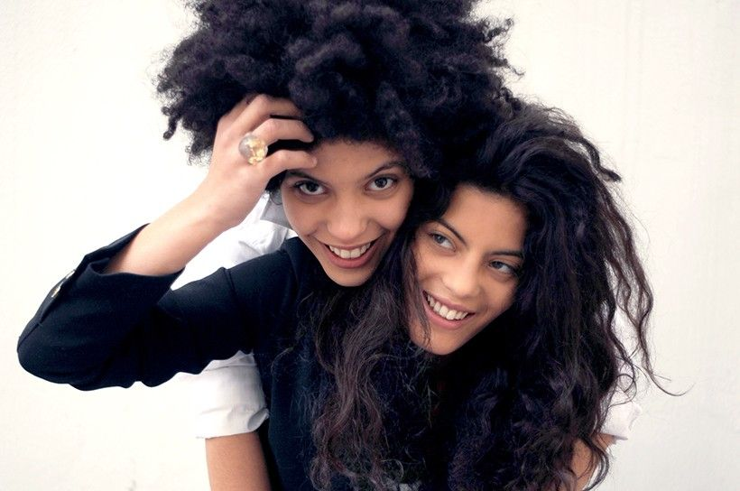 IBEYI - the Parisian musical duo of twin sisters Lisa-Kaindé and Naomi Diaz, who meld element of Afro-Cuban roots music and electro doom soul - are performing at Koko on 3rd November, 7pm.