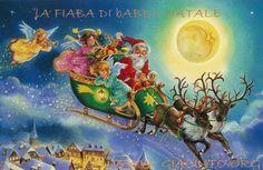 La fiaba di Babbo Natale da raccontare ai bambini   Giacinto ONLUS