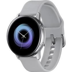 Samsung Galaxy Watch Active Smartwatch silber Samsung