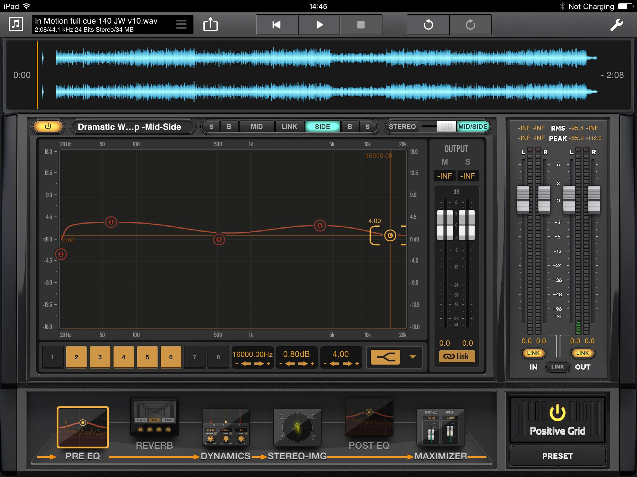 Final Touch Mastering Audio mastering, Audio, Audio post