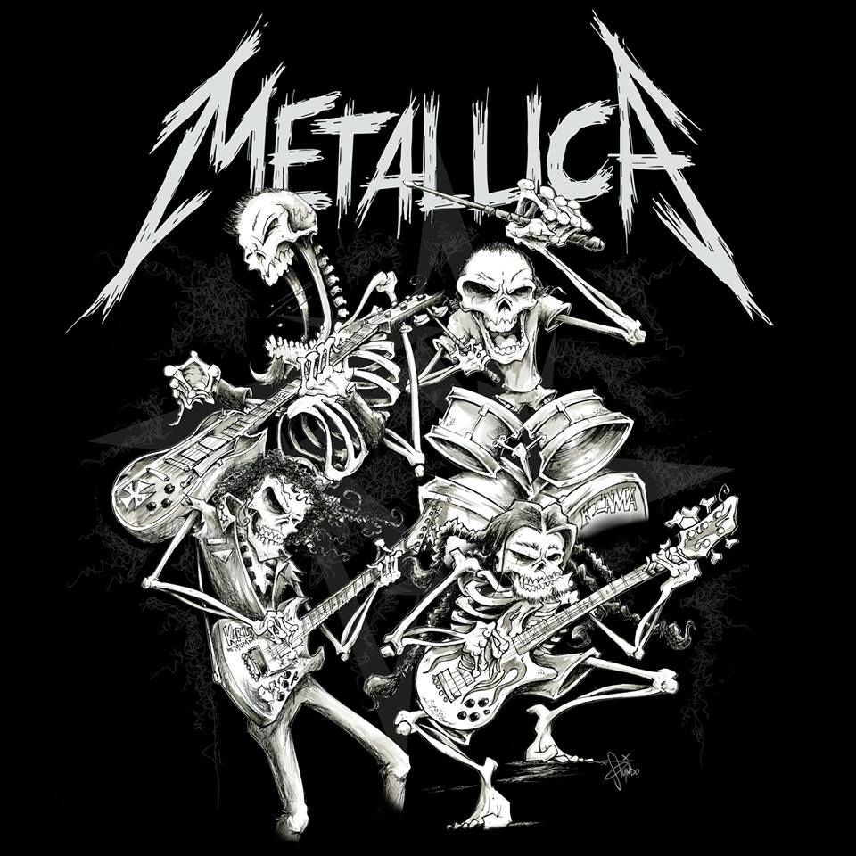 It turns out that design firm Turner Duckworth — who did the earth-shatteringly-simple, Cannes-award-winning Coca-Cola packaging as well the identities for Palm, Amazon and Dolby — designed the new logo, album and supporting identity materials for the release of Metallica's new album.