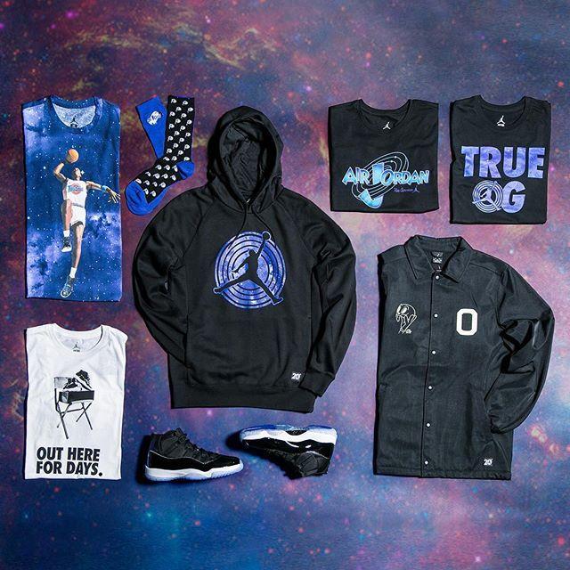 agenda lado Me gusta  Get your fit ready! Air Jordan Retro 11 Space Jam drops Saturday 12/10 at Jimmy  Jazz #Jordan #SpaceJam #Jordan11 | Swag outfits men, Space jam outfit, Swag  men