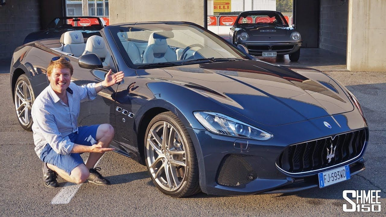 I Once Nearly Bought a Maserati GranCabrio REVIEW