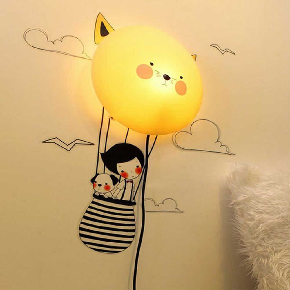 balloon #light awesome kids wall lights http://wallartkids.com/kids ...