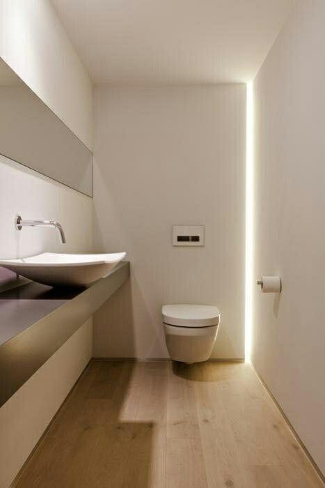 Light Toilet Nha Cửa Thiết Kế Thiết Kế Anh Sang