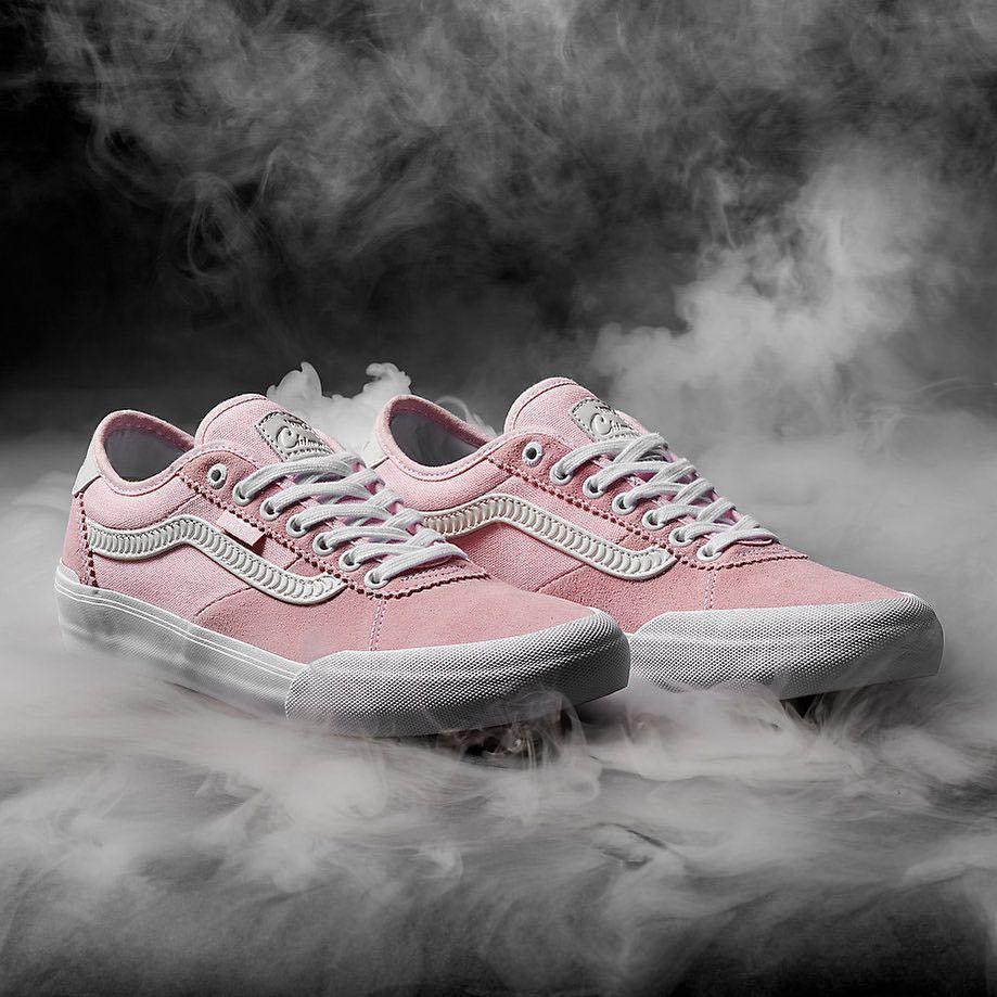 Vans x Spitfire Chima Pro 2 Pink White