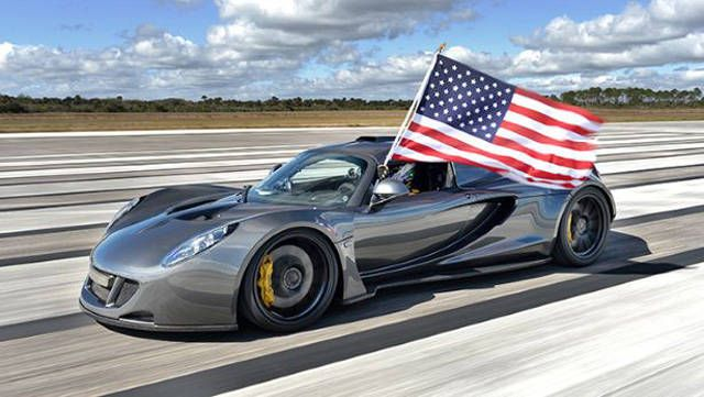 And The World S Fastest Car Is Hennessey Venom Gt Fast Cars