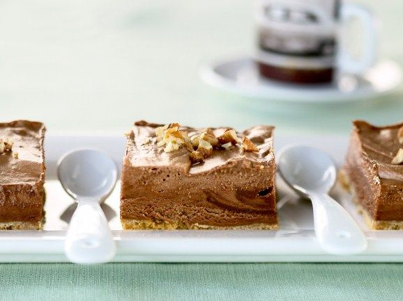 Nina Lincolnin jäädytetty suklaa-juustotorttu