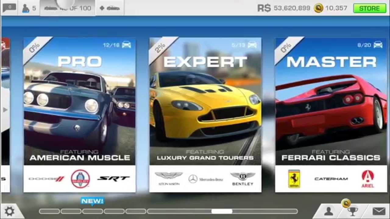 real racing 3 mod apk ios 2019