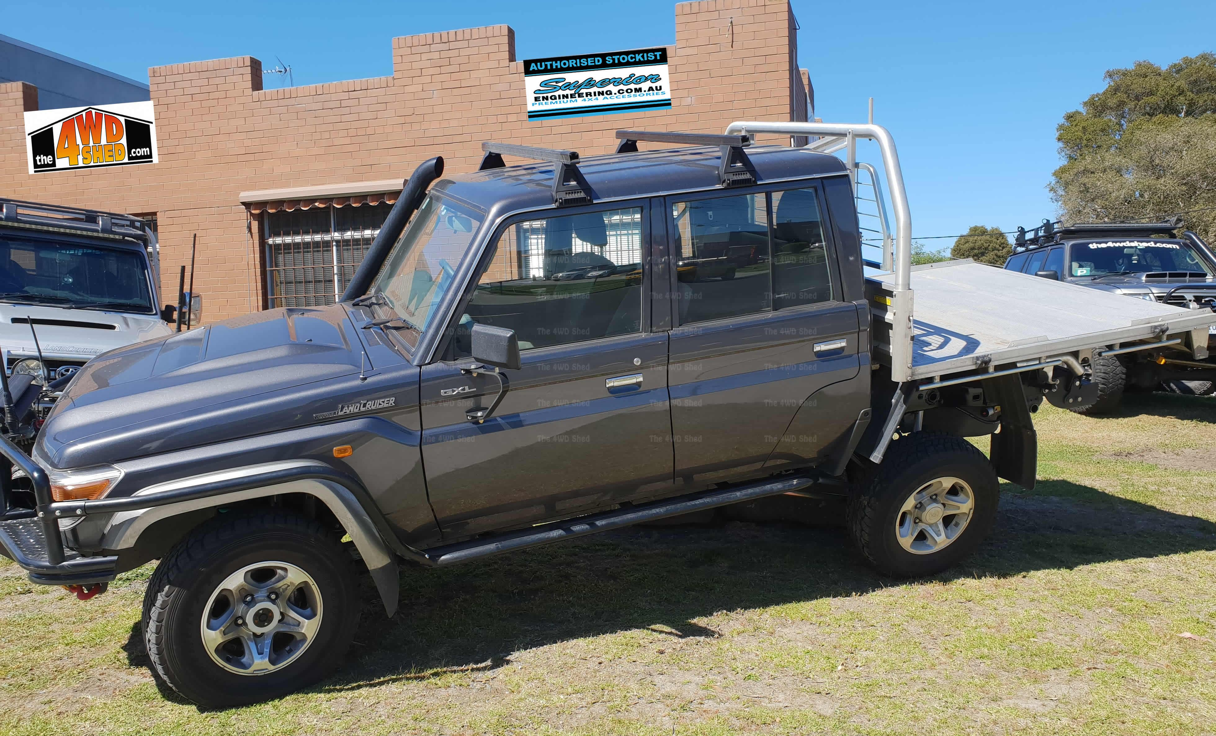 The 4WD Shed (the4wd) on Pinterest