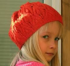 Image result for береты для девочек вязание