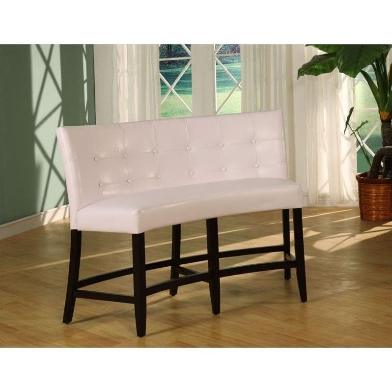 Lowest Price Online On All Modus Bossa Counter Height Banquette In