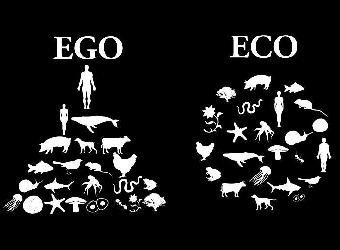 Eco not Ego - For the Good of All